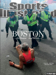Sports Illustrated Boston cover